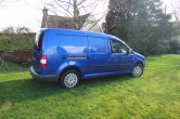 2010 VW CADDY MAXI 1.9TDI 72,000 MILES, 2 Owner, Just Serviced