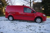 2012 MY (61) Volkswagen Caddy Maxi, Highline Spec, Bluemotion