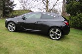 2012 VAUXHALL ASTRA GTC SRI 1.4T,Low Mileage, 20″ Alloys