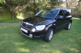 2011 Skoda Yeti 2.0 SE TDI 4×4, 12 Month MOT, Just Serviced