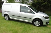2014 14 VW CADDY MAXI C20 TDI HIGHLINE, Low Miles, Massive Spec