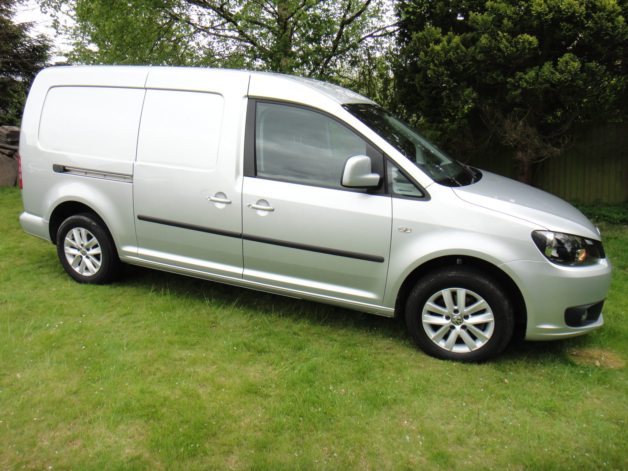 2014 14 vw caddy maxi c20 tdi highline low miles massive. Black Bedroom Furniture Sets. Home Design Ideas