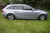 2008 (58) Audi A4 2,0 TFSI S Line Quattro Avant, Estate,High Spec