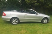 2005 Mercedes CLK 200, 1.8, Avantgarde Convertible, Only 36,000, Full Leather