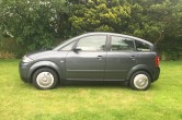 2005 Audi A2 1.2 tdi, Dolphin Grey, RARE,Low Mileage,UK Converted