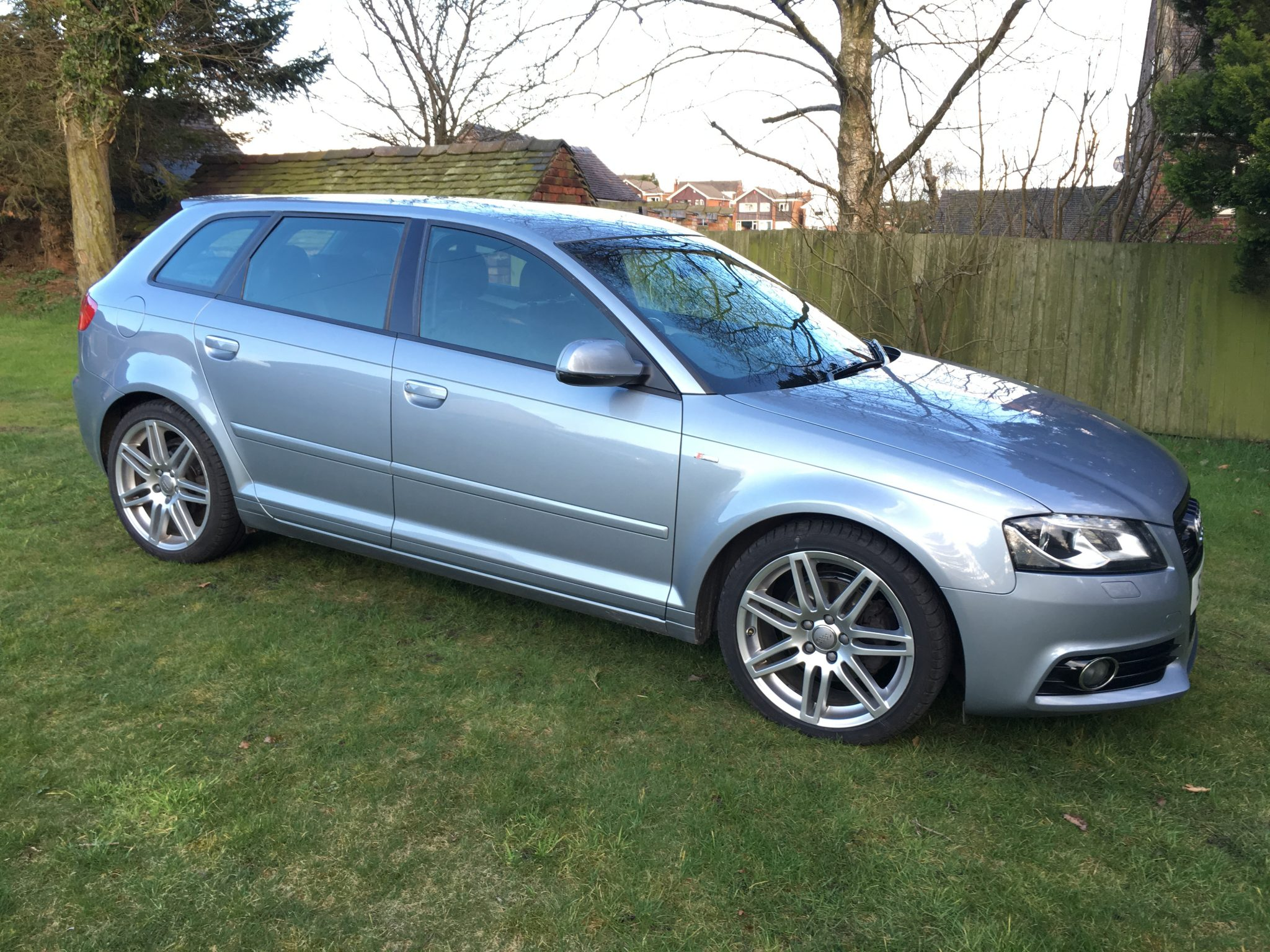 2011 audi a3 s line 2 0 tdi sportback 5 door full leather. Black Bedroom Furniture Sets. Home Design Ideas