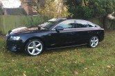 2011 61 Audi A5 2.0TDI (170ps) Sportback S Line,Heated Leather