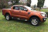 2015 Ford Ranger WILDTRACK 3.2 TDCI Auto 4×4 Pick-Up, NO VAT, Massive Spec