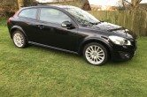 Volvo C30 SE LUX D3 2.0 D, 3dr Coupe, Full Heated Leather