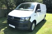 2016 VW TRANSPORTER T6 SWB T28 2.0TDi (102), FSH, Excellent Condition