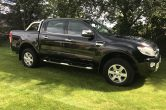 2015 (15) Ford Ranger 3.2 TDCi 200BHP Limited,HUGE WILDTRACK SPEC