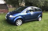 2005 Audi A2 1.4 TDI Special Edition