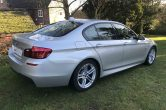 2013 (63) BMW 5 Series 2.0 520d M Sport 5dr, Auto, Pro Nav, High Spec