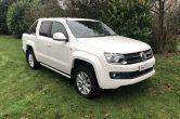 2015 (15) Volkswagen Amarok 2.0 Bi-tdi HIGHLINE+, ONLY 37,000 Miles