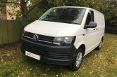 2016 (66 Plate) VW TRANSPORTER T6 SWB T30 2.0TDi (102), ONLY 18,000 MILES, Parking Sensors