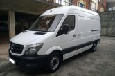 2016 16 MERCEDES-BENZ SPRINTER 2.1 313CDI MWB HIGH ROOF 130BHP. ONLY 70000 MILES
