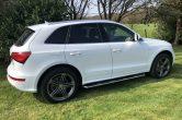 2014 Audi Q5 2.0 TDI S Line Plus Quattro, Massive Spec, ONLY 24,000 MILES!