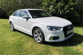 2017 17 Plate AUDI A3 1.5 TFSI SPORT SALOON, ONLY 7,000 MILES, 1 OWNER, 150bhp