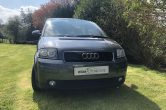 2003 (03) Audi A2 1.4 Petrol SE,Dolphin Grey,Only 46,000 Miles! FSH,12 MONTH MOT
