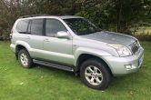 2007 Toyota Landcruiser Invincible 3.0 D-4D, Auto, Only 63,000 Miles!