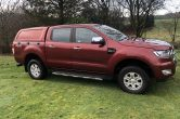 2018 (18) Ford Ranger XLT 2.2TDCI 160BHP Pick-Up, ONLY 32,000 MILES