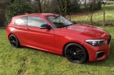 2018 BMW 1 Series,3.0 M140i Shadow Edition Auto, 3dr,Only 10,000 Miles