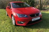2015 (65) Seat Leon FR Technology 1.8 TFSI, 180bhp, Huge Spec. Heated Seats