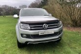 2015 VOLKSWAGEN AMAROK 2.0 TDI ULTIMATE 4MOTION 180 BHP, MANUAL, 12 Month MOT