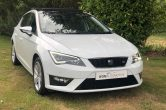 2015 (65) Seat Leon FR Technology 1.4 TSI ACT, 150bhp,Pan Roof,ONLY 28,000 MILES