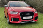 2014 Audi RSQ3 RS Q3, 2.5 TFSI, 306bhp,Quattro, S Tronic,Auto,Only 39,000 Miles
