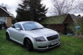 Mk1 Audi TT – just 71,000. Heated Leather, Superb Condition