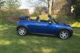 2005 Mini Cooper S Convertible, High Spec – Full Leather, Only 39,000 Miles