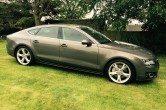 2010 (60) Audi A7 3.0 TFSI S Tronic Auto (296bhp) Quattro SE, Only 11,000 miles!