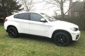 2014 (14) BMW X6 40D X Drive, Auto, Dynamic Pack, 20″ Upgrade Alloys