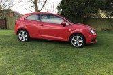 Seat Ibiza Toca 1.4 16V Manual, Sat Nav, AC, 3dr Coupe