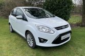 2014 Ford C-Max TITANIUM 1.6 TDCI 115, ONLY 44,000 Miles,High Spec