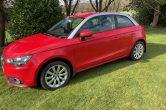 2012 (12) Audi A1 1.6 TDI 3dr Sport, 105bhp, FREE TAX, BOSE, Sat Nav, FSH